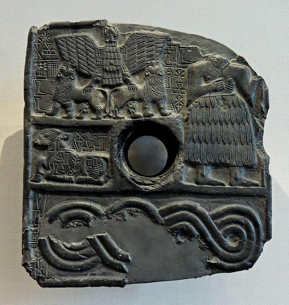 Relief Dudu Louvre AO2394