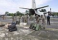 Relief material being unloaded from IAF'S AN-32 for the Earth quake victims of North Sikkim.jpg