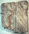 Relief with a strange animal, Byzantine Middle Ages, AM Burgas, Brgm22.jpg
