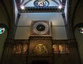 Rellotge interior de Santa Maria del Fiore de Florència.JPG