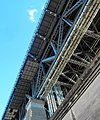 Removing paint, that contains lead, from The Harbour Bridge - panoramio.jpg