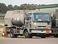 Renault 150, 4400L fuelbowser, Kleine Brogel, Belgian Air Force Days 2018.JPG