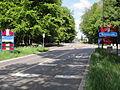 Renswoude, Dorpsstraat, entreeborden met welkom.JPG