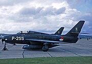 Republic F-84F P-255 RNAF CHIV 23.08.69 edited-3
