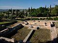 Restes arqueològiques de la Costa del Castell de Xàtiva.JPG