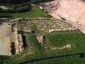 Restes arqueològiques vora el castell de Vallparadís.jpg