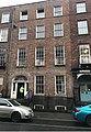 Restoration of Georgian brick facade in Limerick re-pointed in Irish Wigging (before).jpg