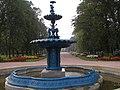 Restored fountain at Ropner Park - geograph.org.uk - 418401.jpg