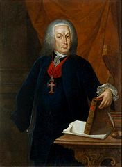 Portrait of Marquês de Pombal