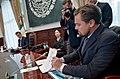Reunión con Leonardo DiCaprio y Carlos Slim (35036338741).jpg