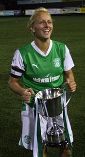 Rhonda Jones Scottish footballer