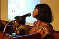 Rianka Roy - Presentation - A Study of Wikipedia in Contrast with Social Media - Bengali Wikipedia 10th Anniversary Celebration - Jadavpur University - Kolkata 2015-01-09 2886.JPG