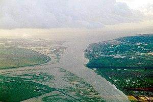 Ribble and Alt Estuaries - Image: Ribble Estuary