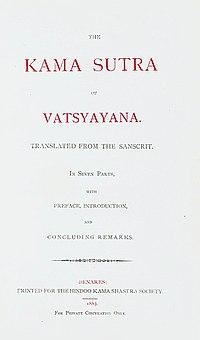 Kama Sutra Wikipedia