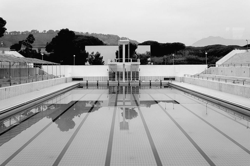 File ristorante con piscina piscina carlo - Dimensioni piscina olimpionica ...