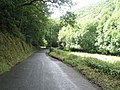 Road narrowing on the way to Trentishoe - geograph.org.uk - 917792.jpg