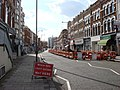 Roadworks on Willesden Lane - geograph.org.uk - 767325.jpg