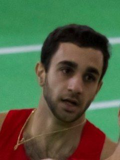 Robby Andrews American middle-distance runner