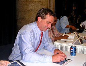 Robert F. Kennedy Jr., writer and environmenta...