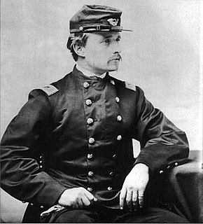 Robert Gould Shaw Union Army officer