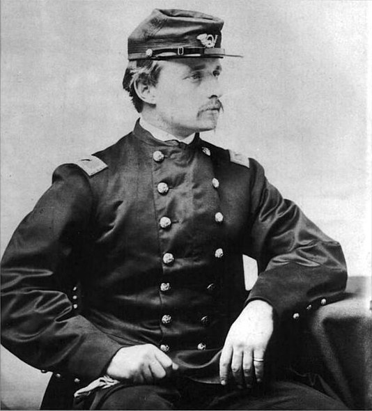a biography and life work of robert gould shaw an american soldier in the union army during the civi Robert gould shaw and the action at darien georgia [union admiral] bringing the american civil war to life.