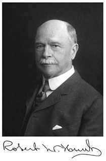 Robert W. Hunt American metallurgical engineer
