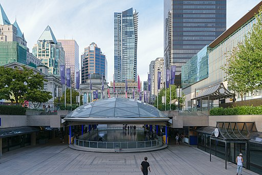 Robson Square Vancouver 01