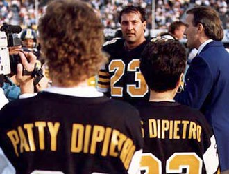 Canadian Football Hall of Fame - Rocky DiPietro