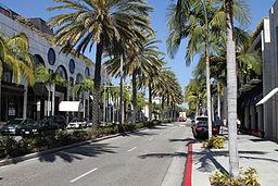 Rodeo Drive, Beverly Hills, LA, CA, jjron 21.03.2012