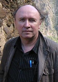 Roger Faligot French journalist