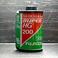 Rollo de pelicula fotografica de 35 mm (Fuji film) 2006 001.JPG