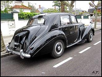 Rolls-Royce Silver Dawn - Image: Rolls Royce Silver Dawn (4599505583)
