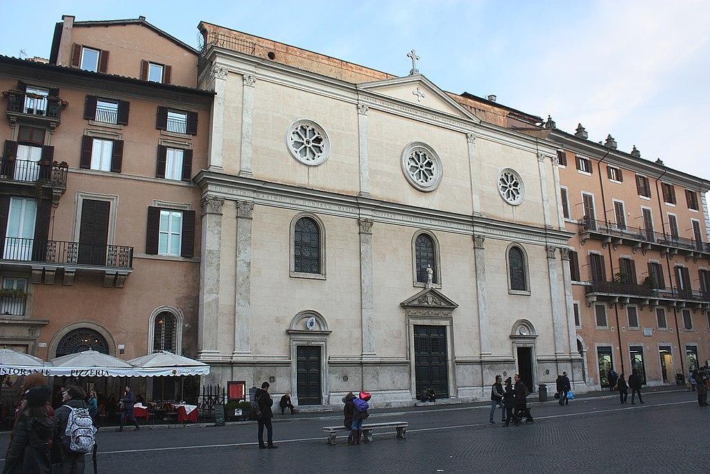Rom, die Kirche Nostra Signora del Sacro Cuore.JPG