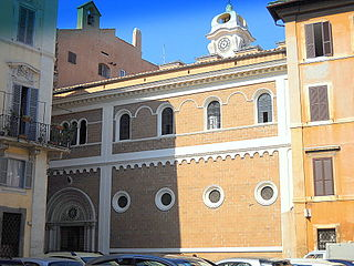 English College, Rome Roman Catholic seminary in Regola, Rome, Italy