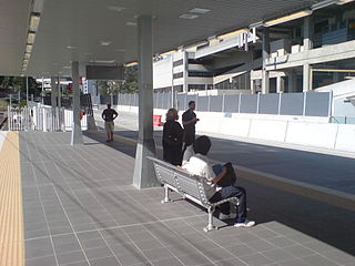 Roma Street busway station