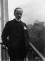 Romain Rolland de face au balcon, Meurisse, 1914.xcf