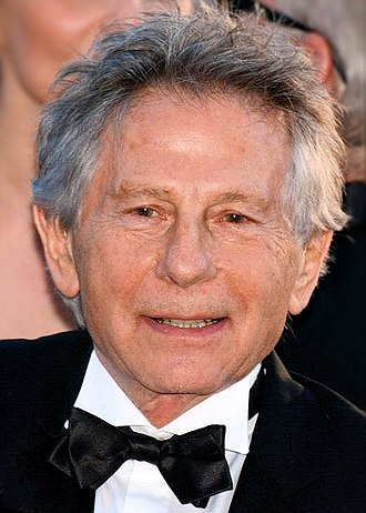 Roman Polanski - Image: Roman Polanski at Cannes in 2013 cropped and brightened