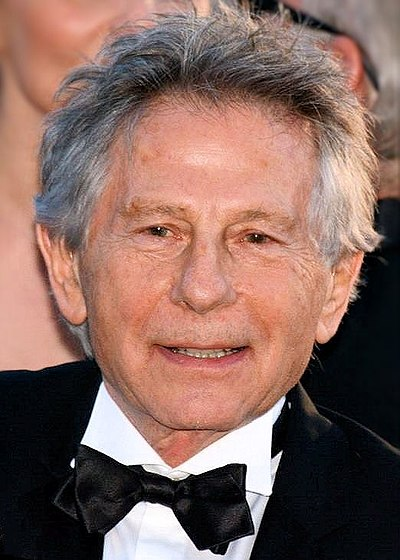 Roman Polanski, French-Polish film director, producer, writer, and actor