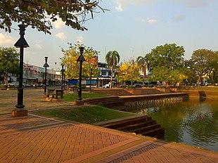 Romburi Park, Buriram Town