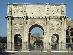 Image illustrative de l'article Arc de Constantin