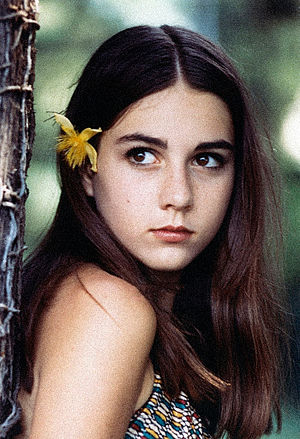 Romina Power - Romina Power in Las trompetas del apocalipsis (1969)