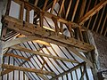 Roof detail of barn at Leez Priory Farm - geograph.org.uk - 682521.jpg