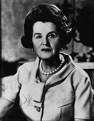Rose Kennedy - Rose Kennedy in c.1965-1967