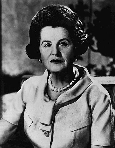 Rose Kennedy, 20th-century American philanthropist