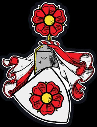 Rosenberg family - Original arms of the family.