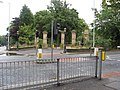 Rotherham - Crossing Clifton Lane to Clifton Park Entrance - geograph.org.uk - 956838.jpg
