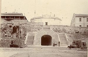 History of Perth, Western Australia - The Round House, built in 1831