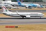 Royal Air Maroc, CN-RNJ, Boeing 737-8B6 (43687229504).jpg