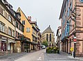 Rue de l'Eglise in Colmar 01.jpg