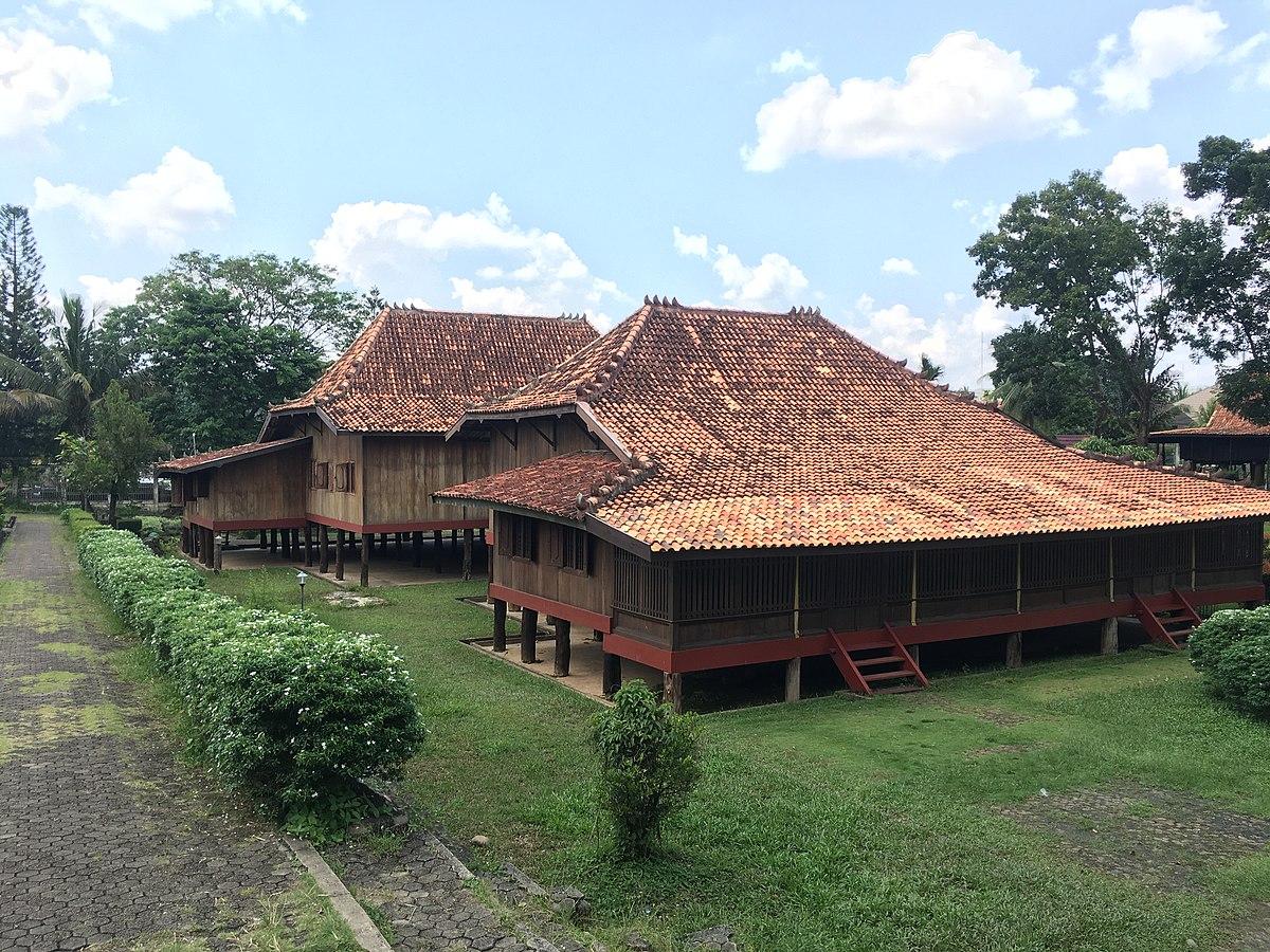 Arsitektur Sumatra Selatan Wikipedia Bahasa Indonesia Ensiklopedia Bebas